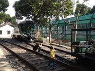 Hong Kong Railway Museum track 13-04-2015(2)