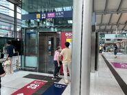 Hung Hom upper lift 20-06-2021