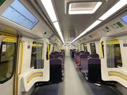 MTR East Rail Line First Class compartment 22-07-2021(1)