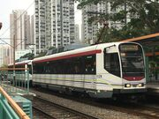 1128 plus 1115(134) MTR Light Rail 705 22-03-2019