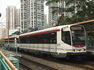 1128 plus 1115(134) MTR Light Rail 705 22-03-2019