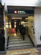 Causeway Bay Exit D1 22-11-2019
