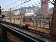 010 MTR Island Line 26-03-2016