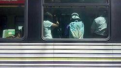 2019年10月17日,有輕鐵706 751 505直通運行來往屯門與天水圍循環線(天水圍方向早上版)(三聖總站至天悅站)