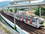 E74-E83 MTR East Rail Line 30-07-2020