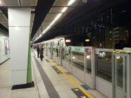 C Train in MTR Kwun Tong Line(3)