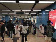 Kowloon Tong(Kwun Tong Line part) entry gate 03-04-2019