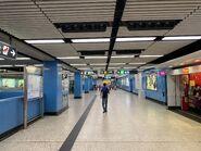 Kowloon Tong Kwun Tong Line concourse 1 18-04-2020
