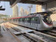Tuen Ma Line Phase 1 to Wu Kai Sha train 20-02-2020