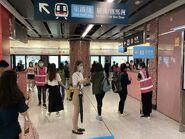 Hung Hom Tuen Ma Line platform 27-06-2021(8)