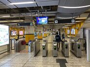 Kwai Hing entry gate 14-12-2020