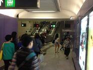 Sai Ying Pun to Exit A corridor 29-03-2015(3)
