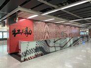 Hung Hom new West Rail Line platform 20-06-2021(17)