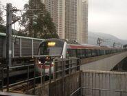 Tuen Ma Line Train MTR Ma On Shan Line 18-03-2017
