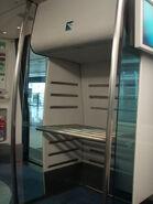 AEL atrain package rack