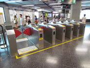 KML MetroStile gate TST