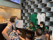 Hong Kong Tramways World Record Pop-Up Store cashier 21-08-2021(3)
