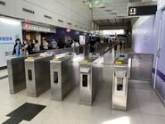 Tung Chung entry gate 22-06-2020