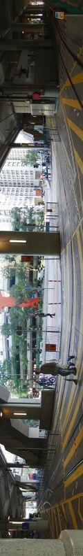 LRT 001 Bus Exit Pano