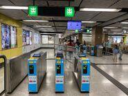Wong Tai Sin exit gate 04-07-2020