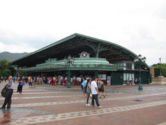 Disneyland Resort Station~20120816-01.JPG