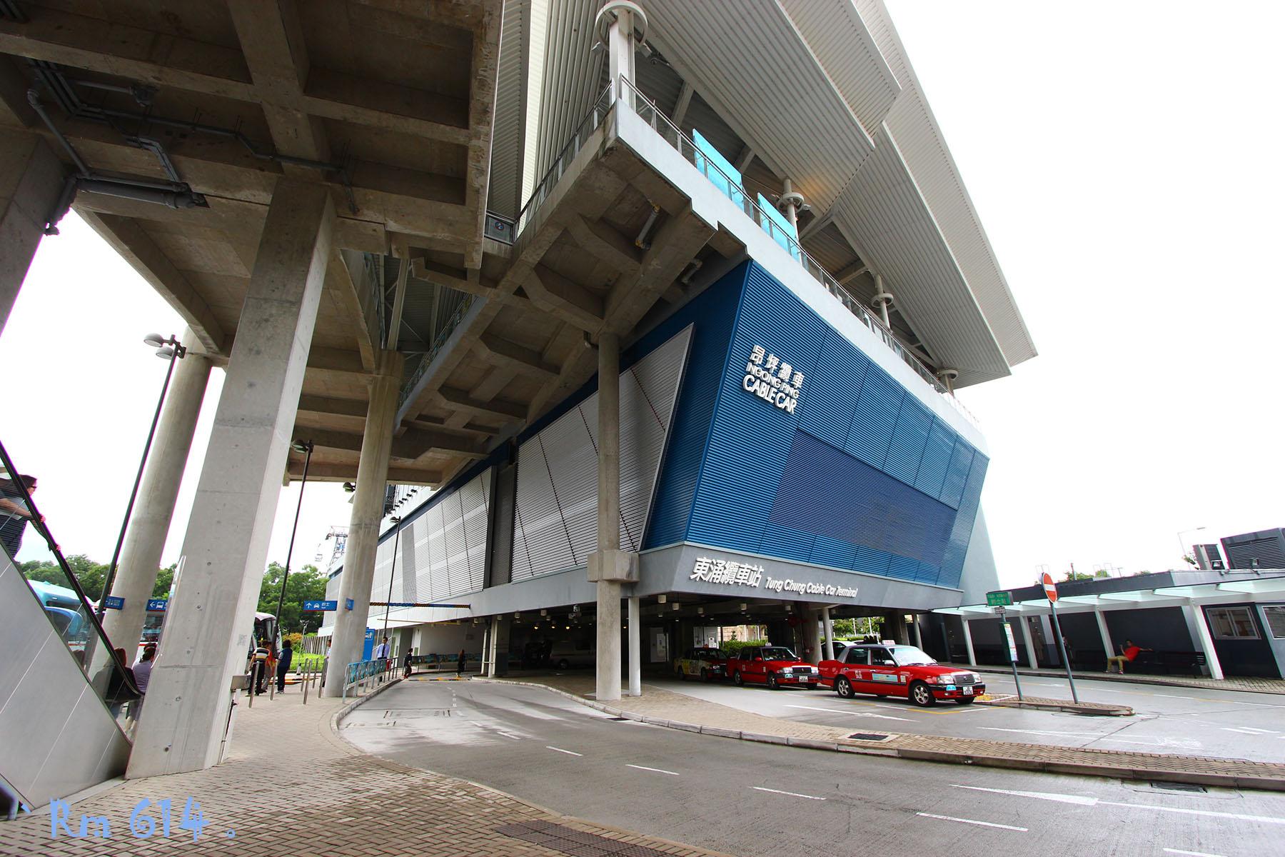 東涌纜車站