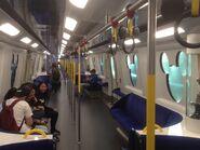 Disneyland Resort Line compartment