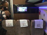 G6537 Fu Xing Train compartment 4 28-06-2019