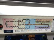 Light Rail route map 27-07-2021