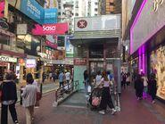 Causeway Bay lift 22-11-2019