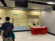 To Kwa Wan Station Media Reception 12-06-2021