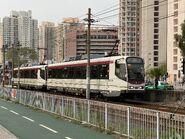 1128 plus 1112(135) MTR Light Rail 705 17-03-2020