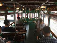 Hong Kong Tramways 120 compartment 1