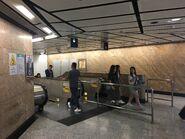 Mong Kong to Exit C3 corridor 27-09-2019