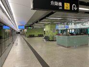 Ho Man Tin Tuen Ma Line platform 30-06-2021(3)