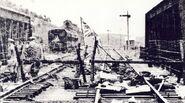 Lo wu bridge 1938
