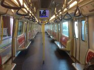 Ma On Shan Line compartment 01-04-2017(2)