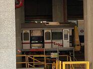 KCR Metro Cammell train door 17-08-2021