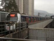 008 MTR Ma On Shan Line 18-03-2017