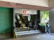 Chai Wan Exit B 13-04-2020