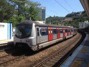 E70 East Rail Line 04-06-2015