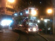 Hong Kong Tramways 110 Shau Kei Wan to Sheung Wan(Western Market) 09-04-2014