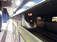 008 MTR Ma On Shan Line on December 2014