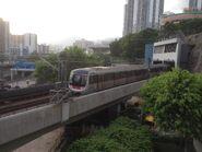 C Train Kwun Tong Line 01-07-2015