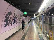 Causeway Bay platform 07-09-2021