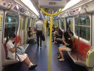 SP1900(Run West Rail Line) compartment