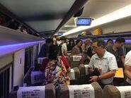 G6537 Fu Xing Train compartment 2 28-06-2019