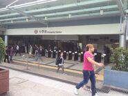 University Exit B 10-05-2015