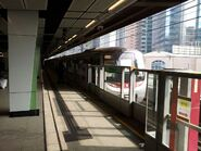 C Train MTR Kwun Tong Line in 2015