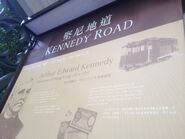 Kennedy Road Station information 20-03-2015